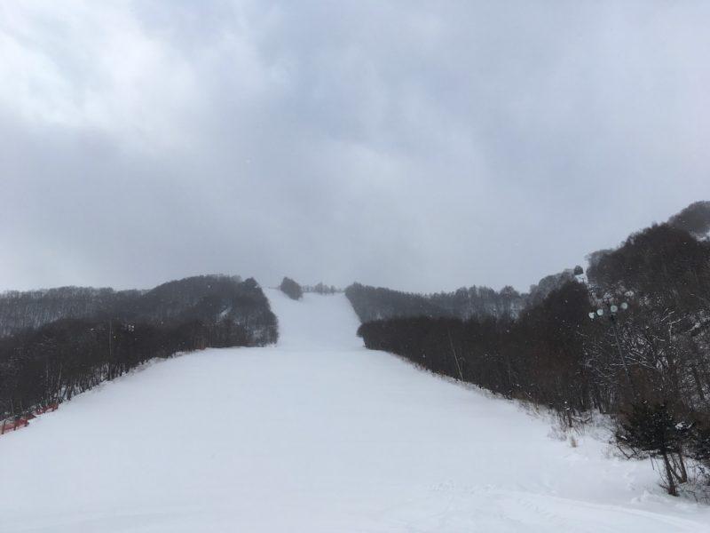 スキー 尾瀬 場 天気 岩倉